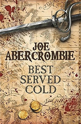 Joe Abercrombie Best served Cold signed 1st HB