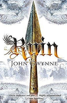 John Gwynne: Ruin Signed Limited