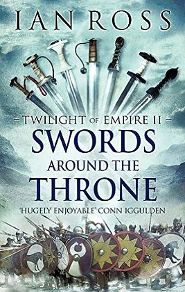 Ian Ross: Swords Around the Throne  Limited