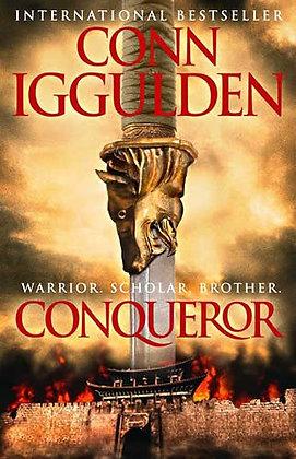 Conn Iggulden: Conqueror Signed Ltd HB