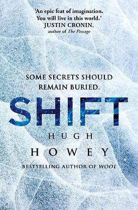 Hugh Howey Shift Signed slipcase Limited