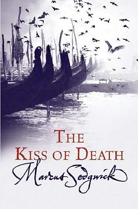 Marcus Sedgwick: Kiss of Death Signed 1st