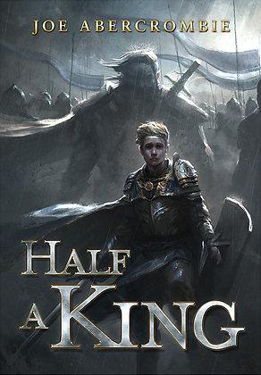Joe Abercrombie: Half a King Illustrated Limited e