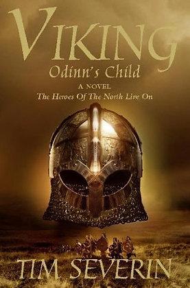 Tim Severin Odins Child signed 1st HB