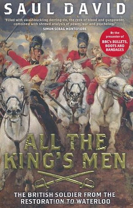 Saul David: All the Kings men signed 1st HB