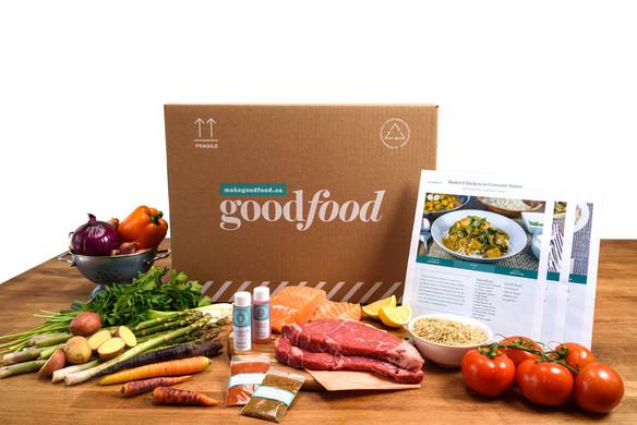 J'ai testé : Les boîtes Goodfood, est-ce que ça vaut la peine ?