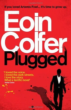 Eoin Colfer: Plugged 1st HB