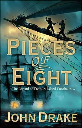 John Drake: Pieces of Eight Signed 1st HB