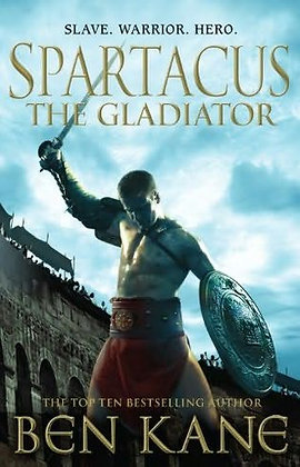Ben Kane Spartacus The Gladiator Signed Ltd HB