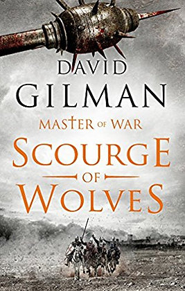 David Gilman: Scourge of Wolves Signed Limited
