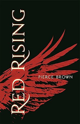 Pierce Brown: Red Rising US Signed 1st HB