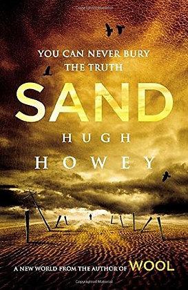 Hugh Howey Sand Signed Limited Slipcased