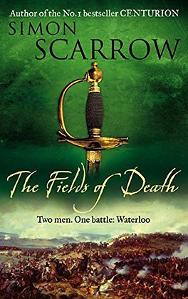 Simon Scarrow Fields of Death 1/100 Collectors Ed