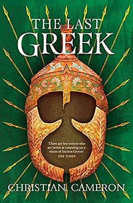 Christian Cameron: The Last Greek Ltd Signed