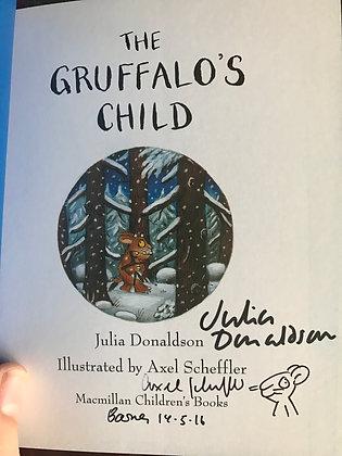 Julian Donaldson Gruffalo/ Gruffalo Child X2 SGD