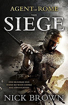 Nick Brown The Siege Signed Dated