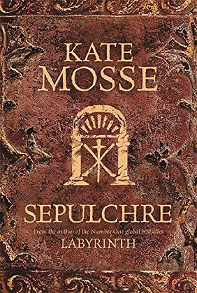 Kate Mosse: Sepulcture Slipcase limited signed