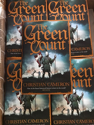 Christian Cameron: The Green Count Ltd (Pre Order)