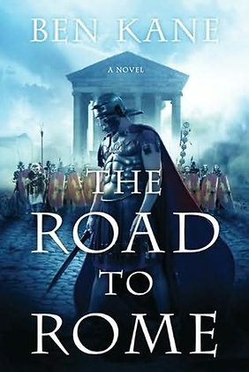 Ben Kane Road to Rome Signed Ltd HB