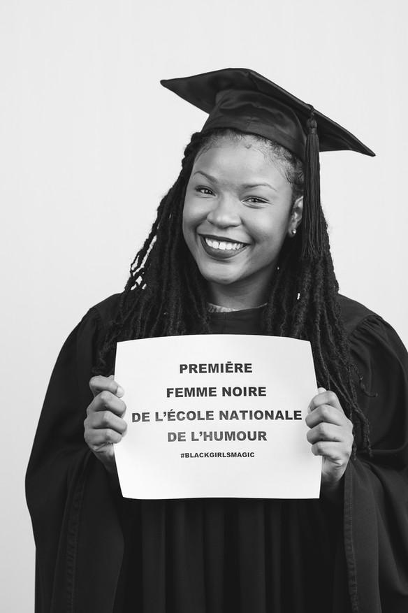 Coup de coeur : L'humoriste Garihanna Jean-Louis