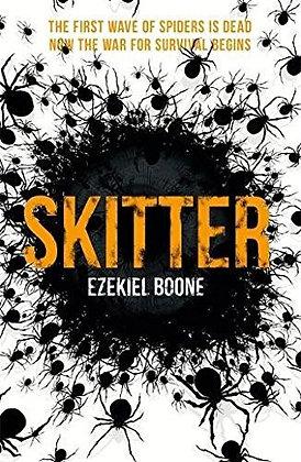 Ezekiel Boone: Skitter Signed Limited