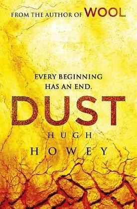 Hugh Howey: Dust Slipcase limited