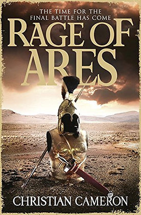 Christian Cameron: Rage of Ares Limited Signed