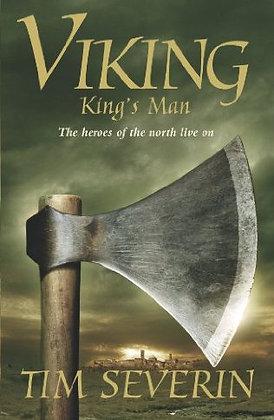 Tim Severin Kings Man signed 1st HB