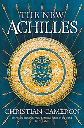 Christian Cameron The New Achilles Signed Limited