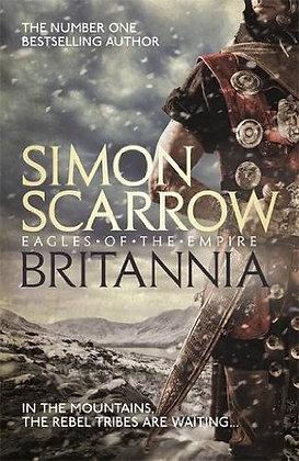 Simon Scarrow: Britannia Limited Edition (Charity)