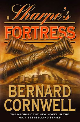 Sharpes Fortress Signed UK 1st HB