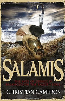 Christian Cameron : Salamis Limited edition