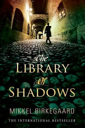 Mikkel Birkegaard : Library of Shadows Signed Ltd