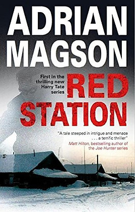 Adrian Magson: Red Station