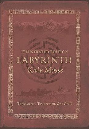 Kate Mosse: Labyrinth Signed Slipcase