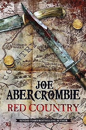 Joe Abercrombie: Red Country Uk 1st Signed