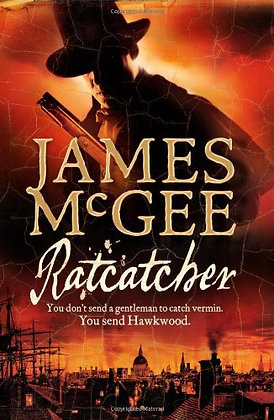 James McGee Ratcatcher signed 1st HB