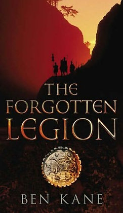 Ben Kane: The Forgotten Legion Signed 1st HB