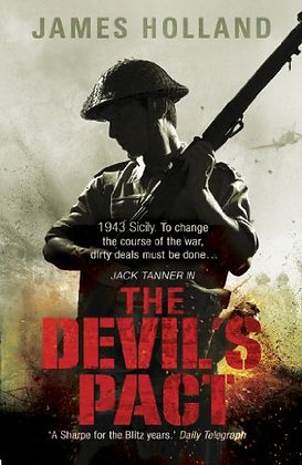 James Holland: The Devils Pack