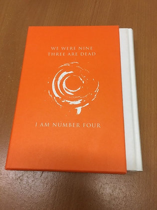 Pittacus Lore I am Number Four Slipase limited