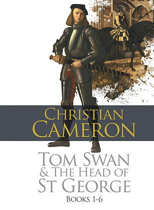 Tom Swan: The head of St George 1-6.