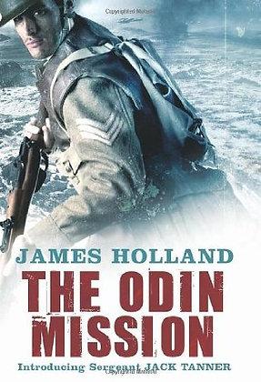 James Holland: The Odin Mission Signed 1st