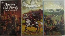 David Gemmell Against the Horde, Waylander, KBTG