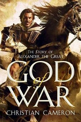 Christian Cameron God of War Signed Ltd HB