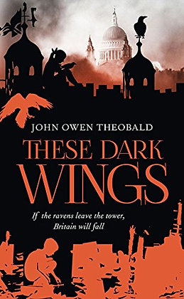 John Owen Theobald: These Dark Wings Limited sgd