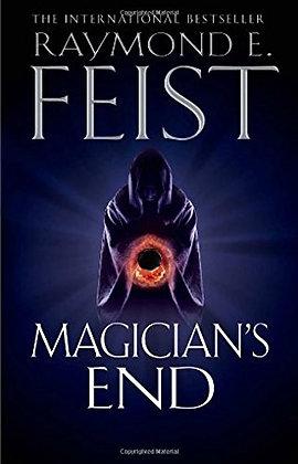 Raymond E Feist : Magicians End Signed Ltd Proof
