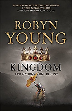Robyn Young : Kingdom Signed HB