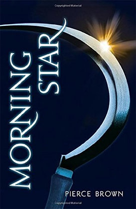 Pierce Brown: Morning Star Signed
