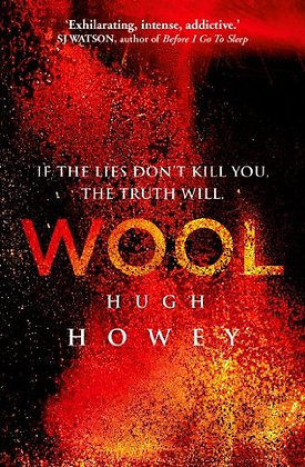 Hugh Howey: Wool Signed slipcase Limited