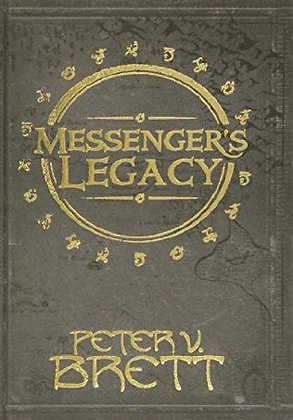 Peter v Brett Messenger Legacy Signed Ltd